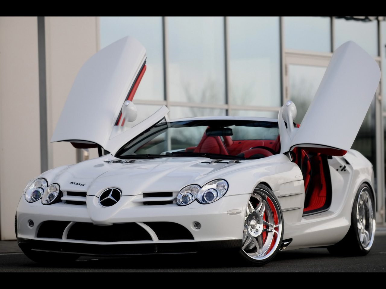 Mercedez Benz SLK McLaren Roadster Top 10 Most Expensive Cars In 2011   2012
