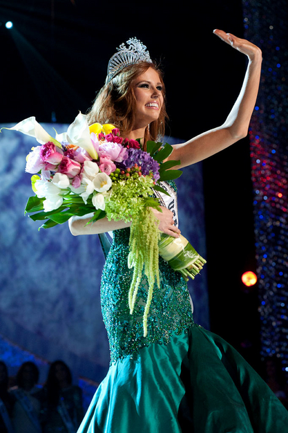 Miss USA 2011 2 10 Miss USA 2011 Photos