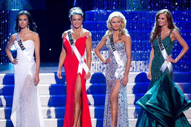 Miss USA 2011 5 10 Miss USA 2011 Photos