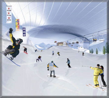 Ski Dubai 10 Best Places To Visit In Dubai
