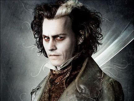 Sweeney Todd Top 10 Best Johnny Depp Characters
