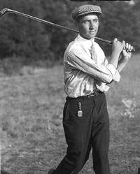 Walter Hagen Top 10 Golfers To Win Most Of The US Open Tournament Titles