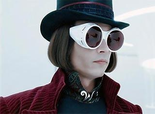 Willy.Wonka . Top 10 Best Johnny Depp Characters