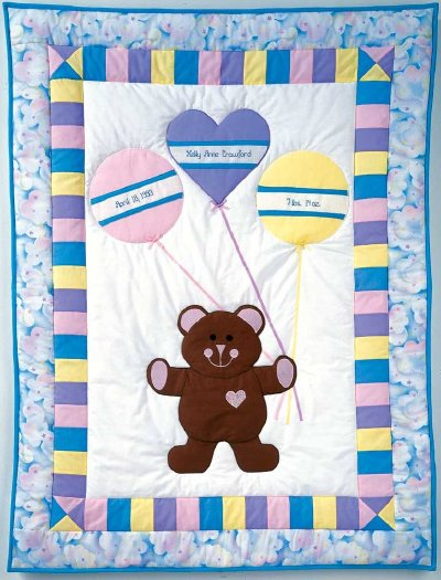 baby quilt 10 Best First Birthday Gifts