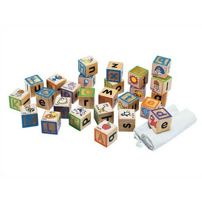 block set 10 Best First Birthday Gifts