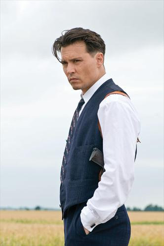 dillinger Top 10 Best Johnny Depp Characters