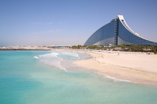 dubai beaches 10 Best Places To Visit In Dubai