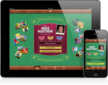 game center Top 10 New Features In Apple iOS 5