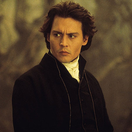ichabod Top 10 Best Johnny Depp Characters