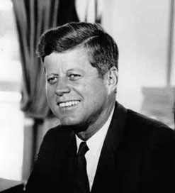kennedy Top 10 Genius Presidents and Monarchy Leaders