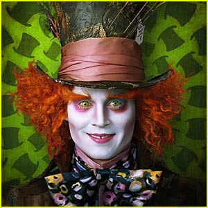 mad hatter Top 10 Best Johnny Depp Characters