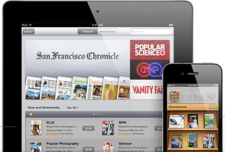 newsstand Top 10 New Features In Apple iOS 5
