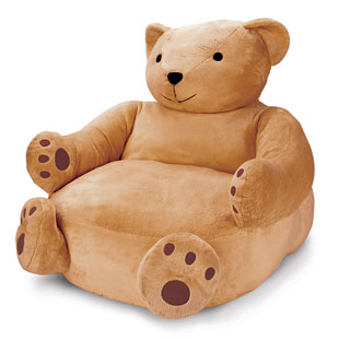 plush chair 10 Best First Birthday Gifts