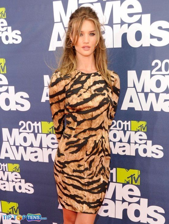 Top 10 Favorite Dresses At MTV Movie Awards 2011