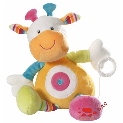 stuff toys 10 Best First Birthday Gifts