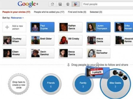 01 e1310400118421 Top 10 New Features Introduced in Google+