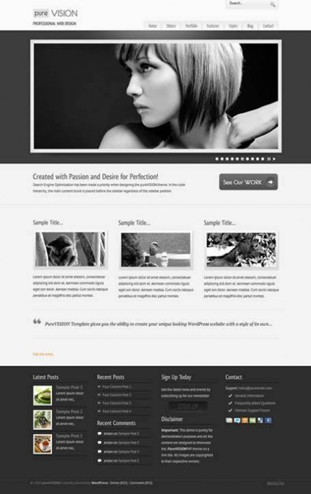 104 e1311014835929 10 Best Premium WordPress Themes in 2011