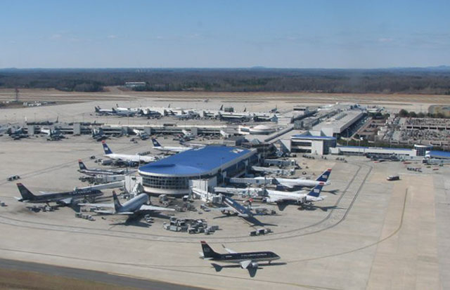 Charlotte Douglas International Airport Top 10 Busiest Airports In The World