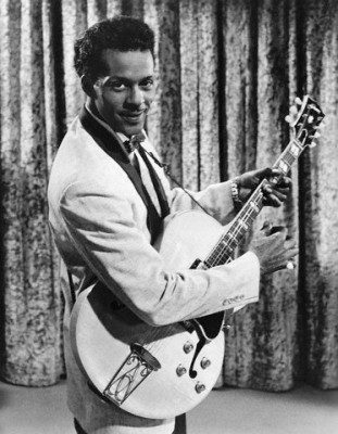 ChuckBerry Top 10 Best Guitarists Of All Time