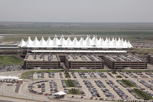 Denver International Airport Top 10 Busiest Airports In The World