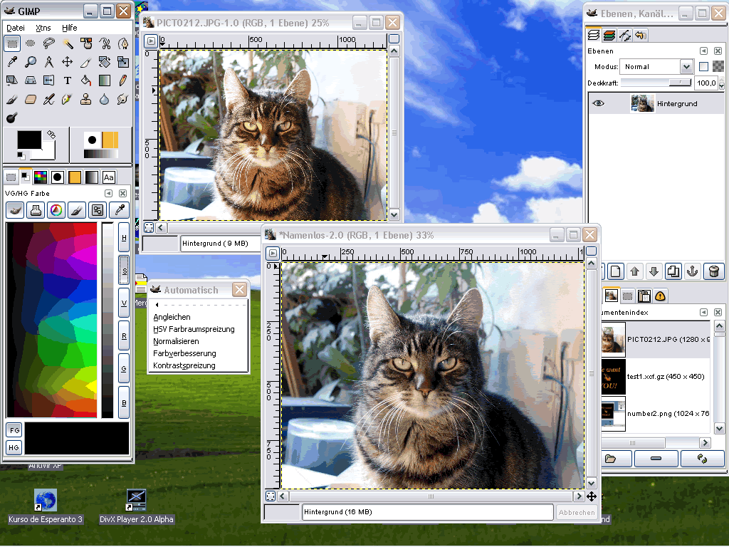GIMP Top 10 Best Photo Editing Software