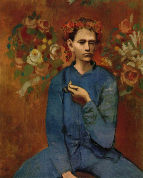 Garcon a la Pipe by Pablo Picasso Top 10 Most Expensive Paintings