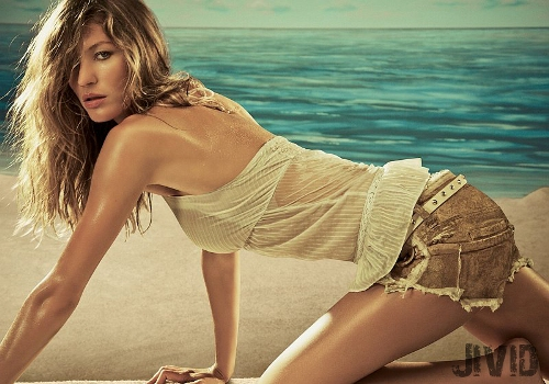 Gisele Bundchen Top 10 Hottest Women Born In July