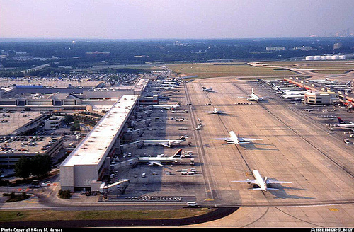Hartsfield Jackson Atlanta International Airport Top 10 Busiest Airports In The World
