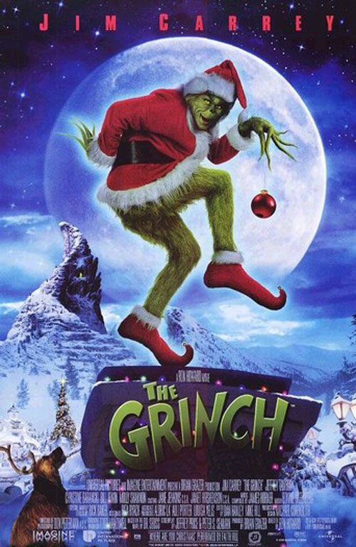 How the Grinch Stole Christmas 10 Novels That Should Never Have Been Made Into Movies