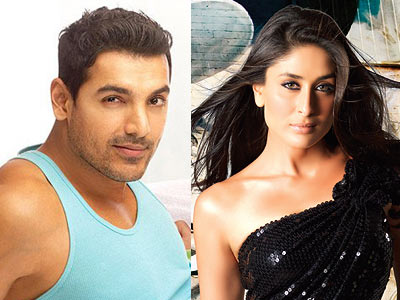 John and kareena Top 10 Bollywood Couples Who Have Been Never Paired On Screen 