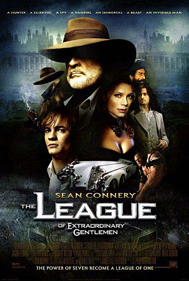 League of Extraordinary Gentlemen movie 10 Novels That Should Never Have Been Made Into Movies