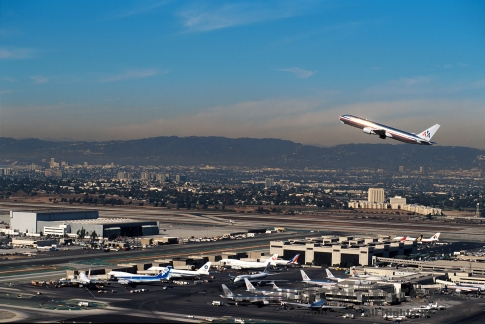 Los Angeles International Airport Top 10 Busiest Airports In The World