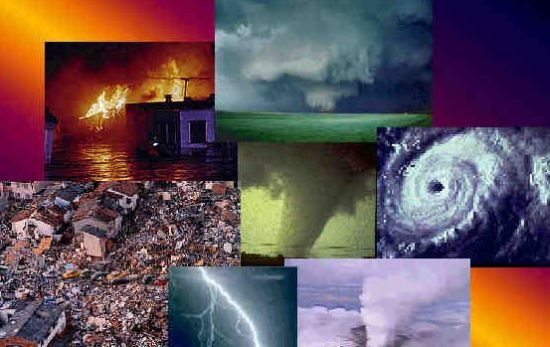 Natural Calamities Top 10 Mysteries Behind 2012 End of The World