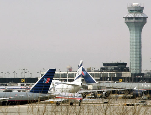 OHare International Airport Top 10 Busiest Airports In The World