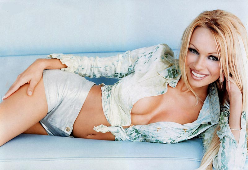 Pamela Anderson Top 10 Hottest Women Born In July