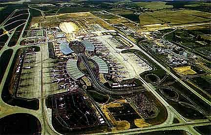 Paris Charles de Gaulle Airport Top 10 Busiest Airports In The World