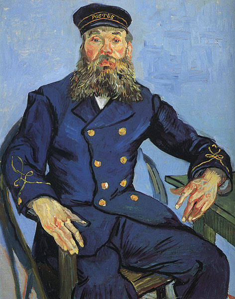 Portrait of Joseph Roulin by Vincent van Gogh Top 10 Most Expensive Paintings