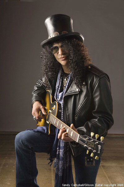 Slash Top 10 Best Guitarists Of All Time