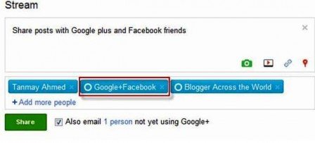 Slide4 e1310666980203 10 Differences among Google+, Facebook, and Twitter