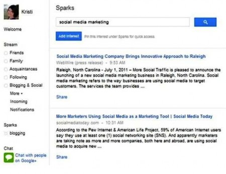 Slide6 e1310667165914 10 Differences among Google+, Facebook, and Twitter