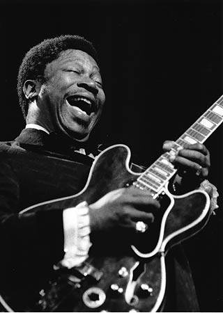 bbking Top 10 Best Guitarists Of All Time