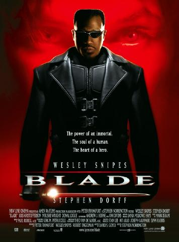 blade Top 10 SuperHero Movies