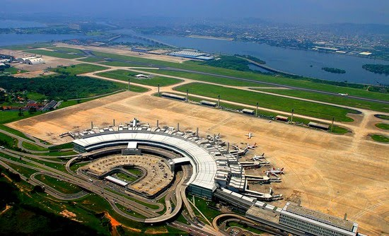 brazil Top 10 Countries With Most Airports