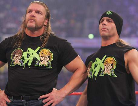 d generation x 10 Reasons Why WWE Is Declining