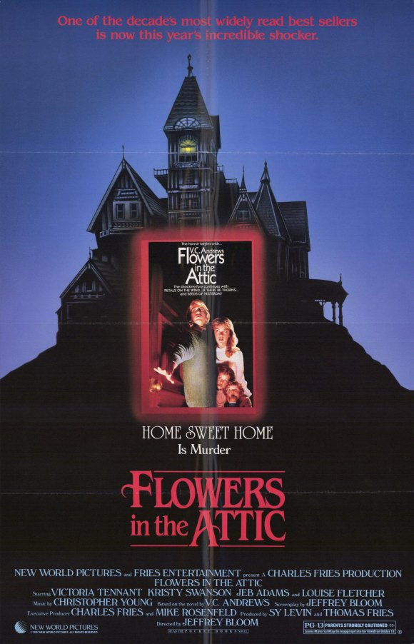 flowers in the attic 10 Novels That Should Never Have Been Made Into Movies