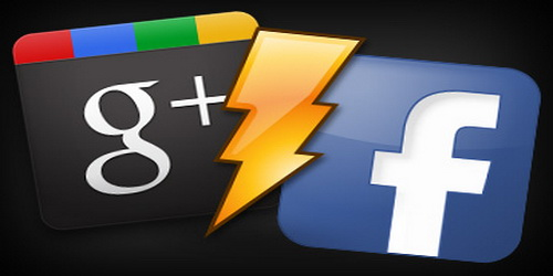 google plus vs facebook 10 Reasons Why Google+ is Better than Facebook