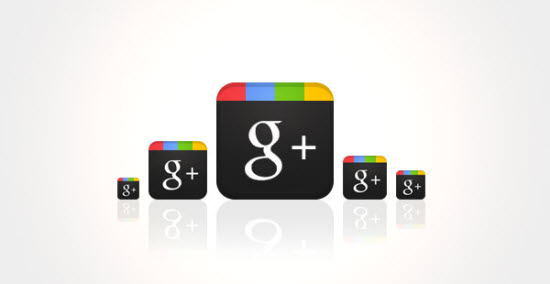 google plus icon 2 10 Amazing Google Plus (+) Icon Sets   Free Downloads