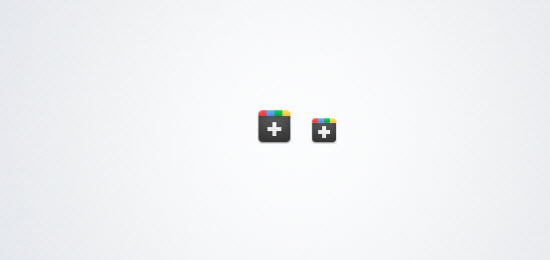google plus icon 6 10 Amazing Google Plus (+) Icon Sets   Free Downloads