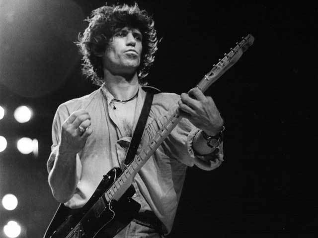 keith richards Top 10 Best Guitarists Of All Time
