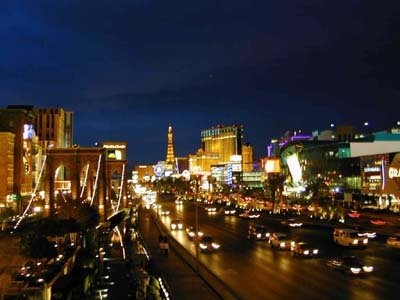 las vegas Top 10 Most Dangerous Cities In America
